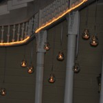 Jennifer and Aaron Wedding Lanterns