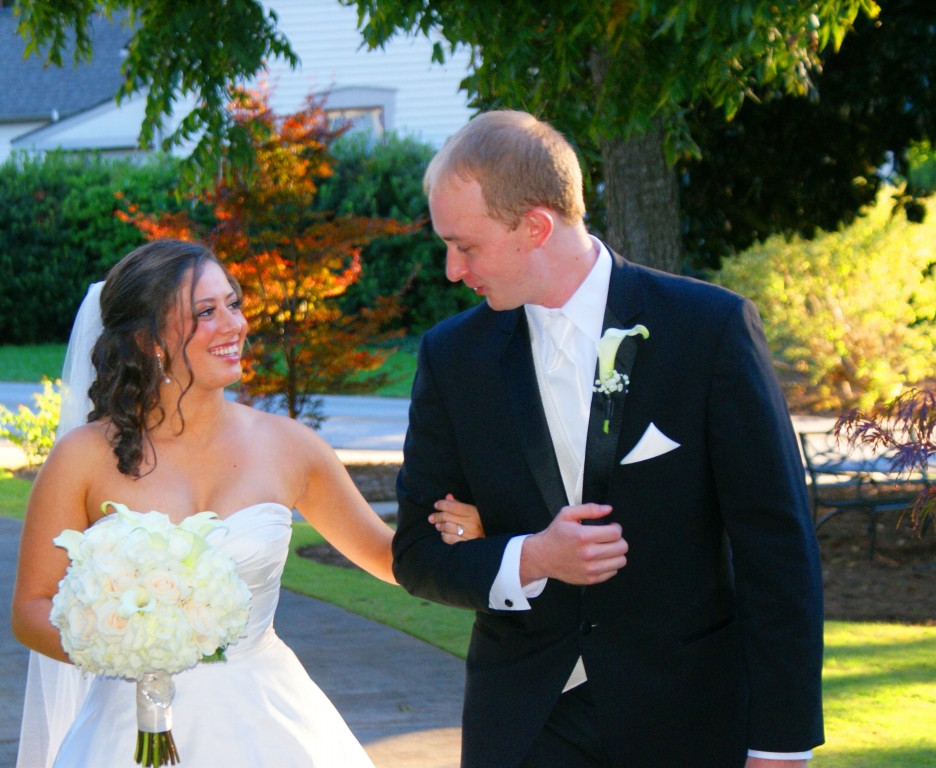 Weddings at the 173 Carlyle House in Norcross